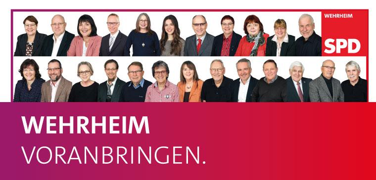 Am 14. März SPD (Liste 3) wählen